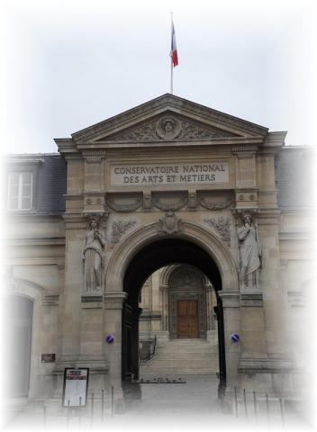 conservoitoire national des arts et métiers CNAM